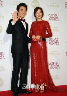 Jung Joon Ho & Honey Lee