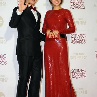 Jung Joon Ho & Honey Lee
