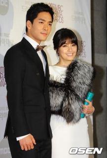 Park Yoon Jae & Shin Ae Ra