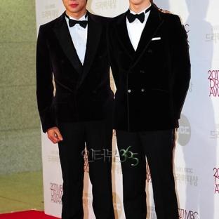 Yoochun & Park Yoo Hwan
