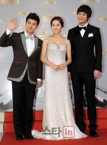 Jeon Hyun Moo, Han Hye Jin & Joo Won