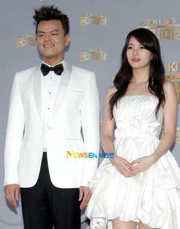 JYP & Suzy