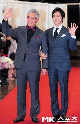 Kim Young Chul & Choi Soo Jong