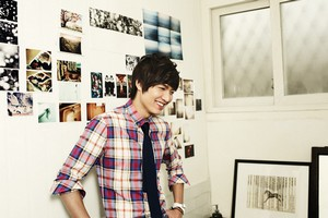 Shinee Key Randkowy model