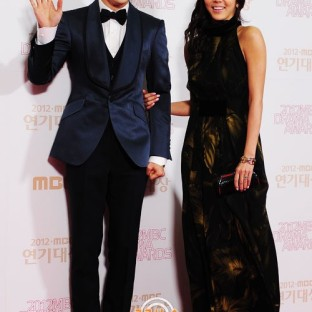Kim Jae Won & Son Dam Bi