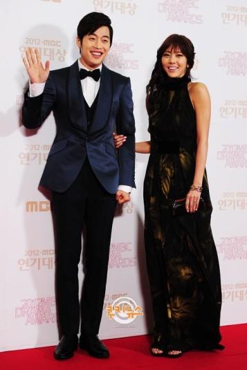 Kim Jae Won & Son Dam Bi