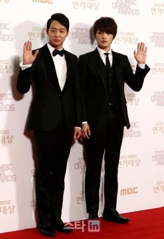 Yoochun & Jaejoong