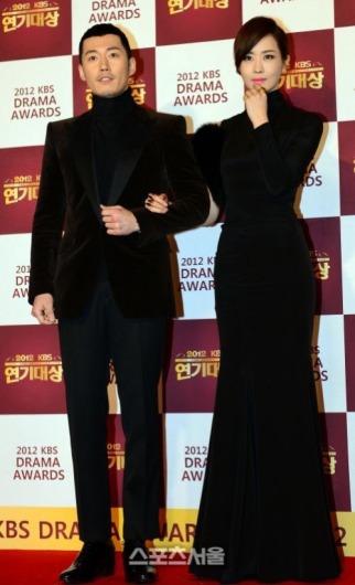 Jang Hyuk & Lee Da Hae