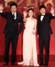 Kim Soo Ro, Yoon Jin Yi & Kim Min Jong
