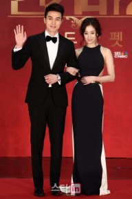 Lee Dong Wook & Jung Ryeo Won