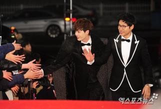 Lee Jong Seok & Yoo Jun Sang