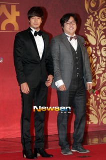 So Ji Sub & Kwak Do Won