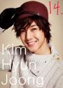 14. Kim Hyun Joong