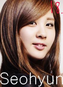 18. Seohyun