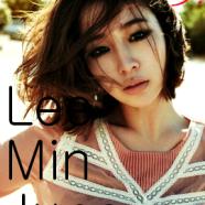 3. Lee Min Jung