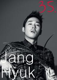 35. Jang Hyuk
