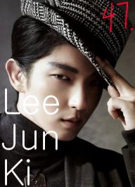 47. Lee Jun Ki