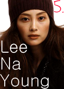 5. Lee Na Young