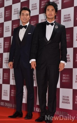 Joo Sang Wook & Shin Hyun Jun