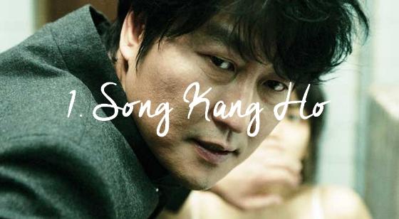 1. Song Kang Ho