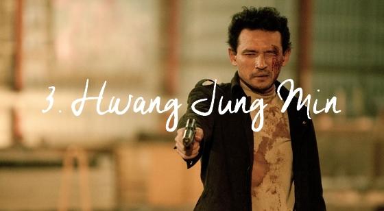 3. Hwang Jung Min