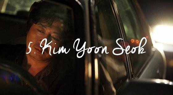 5. Kim Yoon Seok
