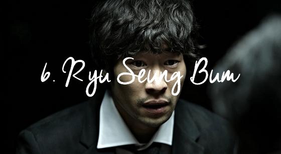 6. Ryu Seung Bum