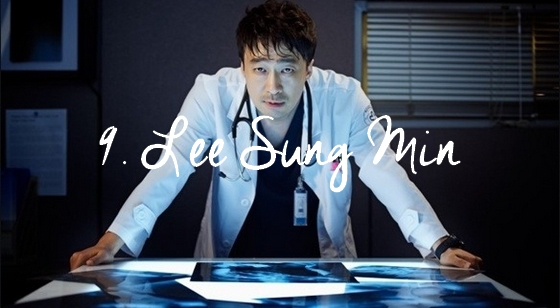 9. Lee Sung Min