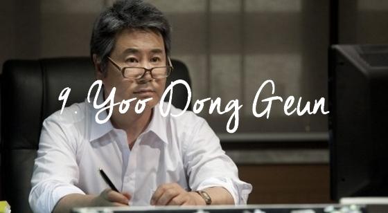9. Yoo Dong Geun
