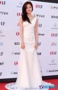 Baek Jin Hee - najlepsza nowa aktorka w kat. telewizyjnej