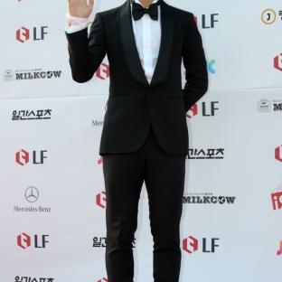 Baro z B1A4 - nominowany jako nowy aktor w kat. telewizyjnej