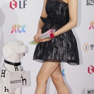 Dohee z Tiny-G - nominowana jako nowa aktorka w kat. telewizyjnej