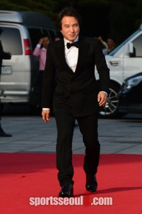 Jo Jae Hyun - najlepszy aktor w kat. telewizyjnej