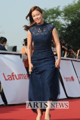 Kyung Soo Jin - nominowana jako nowa aktorka w kat. telewizyjnej