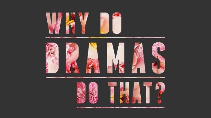 """""""Why Do Dramas Do That?"""" – trochę o książce autorek bloga Dramabeans"""