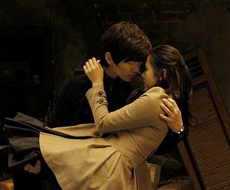 """Son Ye Jin i Lee Min Ki w """"Chilling Romance"""""""