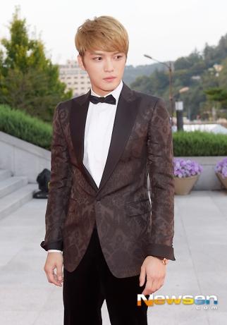 Jaejoong z JYJ
