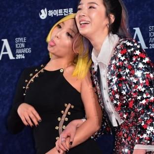 Min z miss A & modelka Irene
