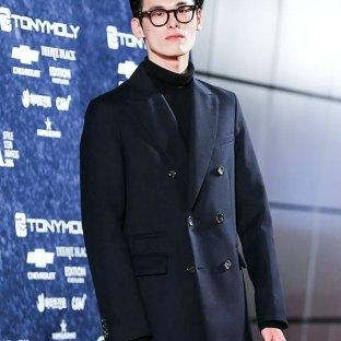 model Kim Won Joong