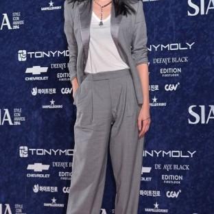 modelka Kang Seung Yeon