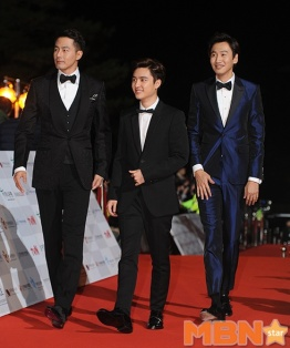 Jo In Sung, D.O & Lee Kwang Soo