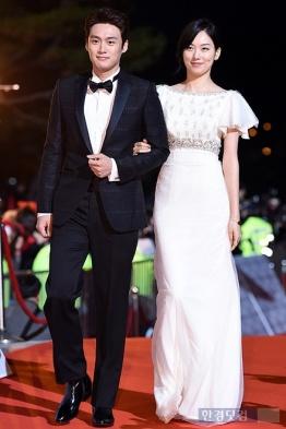 Oh Sang Jin & Hwang Sun Hee