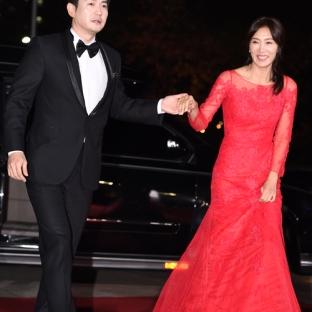 Park Yong Woo & Kim Seo Hyung