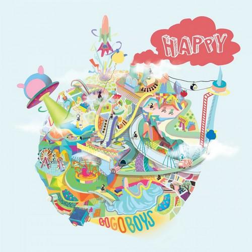 [ALBUM] GOGO Boys - Happy