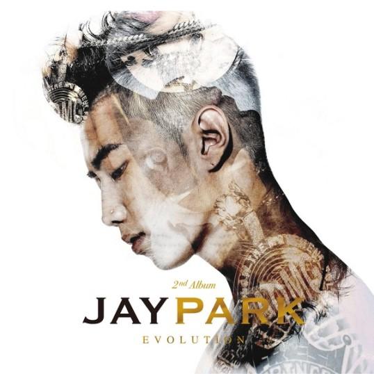 [ALBUM] Jay Park - Evolution