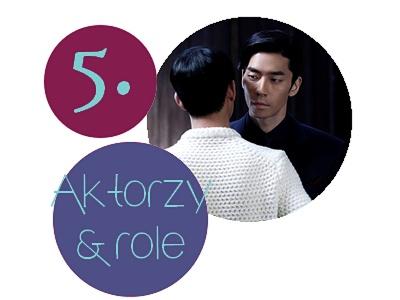 Drama Best 2014 - 5. aktorzy & role