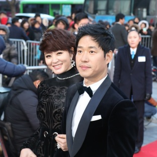 Kim Hye Soo & Yoo Jun Sang