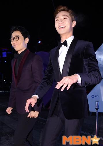 Lee Hwi Jae & Park Seo Joon