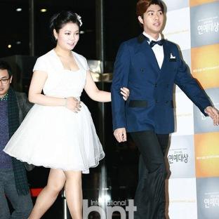 Lee Hyun Jung & Seo Tae Hun