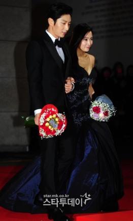 Lee Jun Ki & Nam Sang Mi